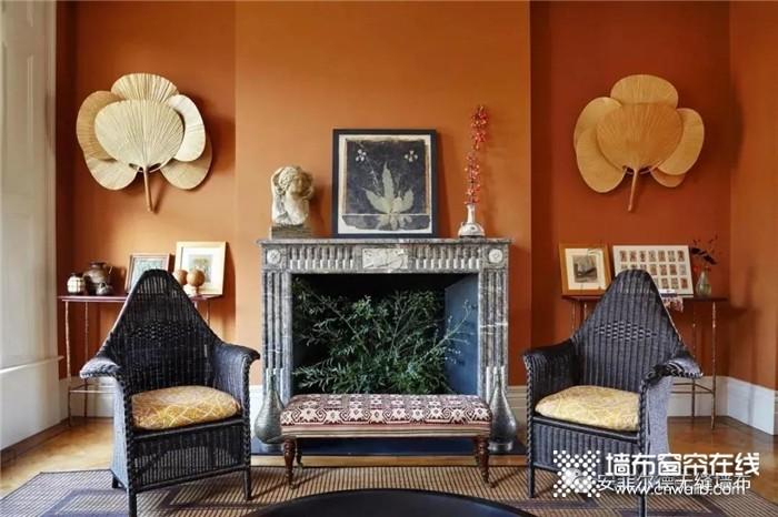 【ANFIELD】安菲尔德爱马仕橙家居配色,张扬华丽与个性,打造热情洋溢的空间氛围