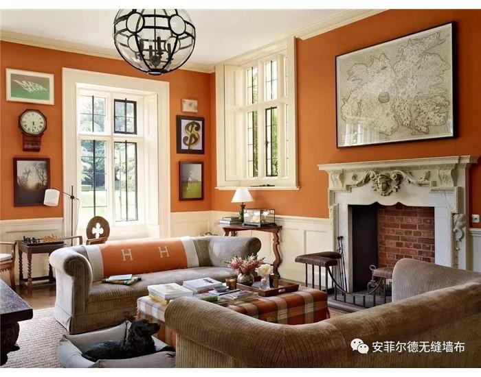 【ANFIELD】安菲尔德爱马仕橙家居配色,张扬华丽与个性,打造热情洋溢的空间氛围 (6003播放)