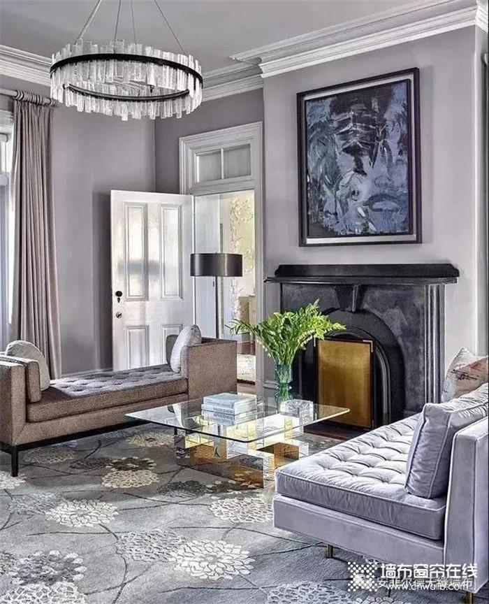 安菲尔德最美高级灰品配色,给你一种独特的艺术气质与感染力