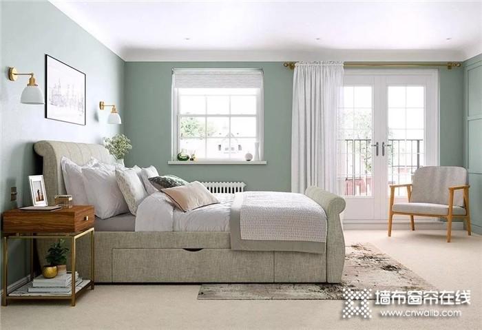 安菲尔德安菲尔德,夏日薄荷绿、一抹有氧的美感,赋予家干净简约的感觉