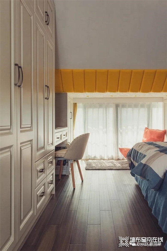 普悦缇装修案例:美式轻奢元素,让家显得更有质感