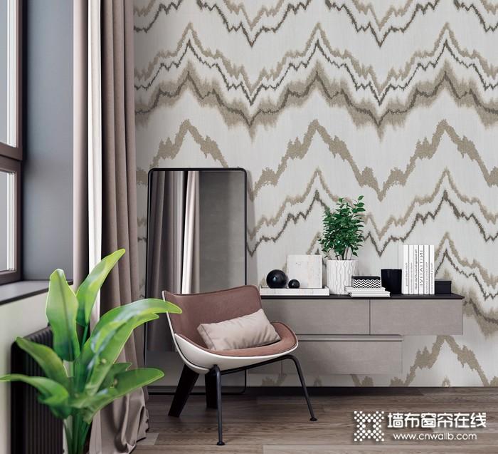 朵薇拉墙布最新各种背景墙装修图