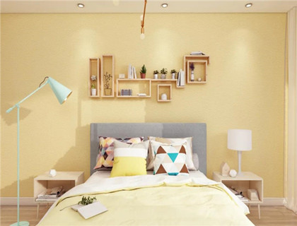 安妮家暖色系墙布,带来家的温柔与缱绻,感受独特的属于家的温馨