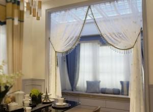 兰芝窗帘现代简约风装修效果图