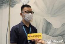 """领绣市场部总经理张杰:勇敢""""突围""""迸发辉煌"""