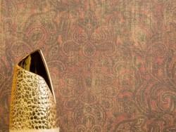 索弗仑墙布《奥朵》 复古美式风格