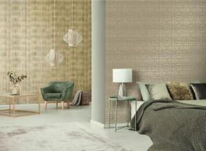 德国玛堡壁纸图片 美式风格壁纸装修效果图