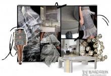 范雅壁纸 高级灰5种设计风格任你选