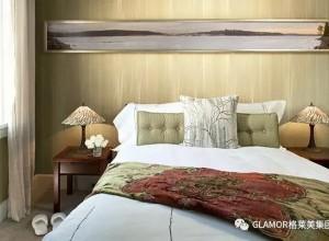 格莱美墙纸图片 现代简约风格家居装修效果图
