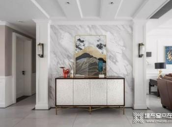 伊卡洛斯美式居室,打造简洁利落空间感受悠闲放松