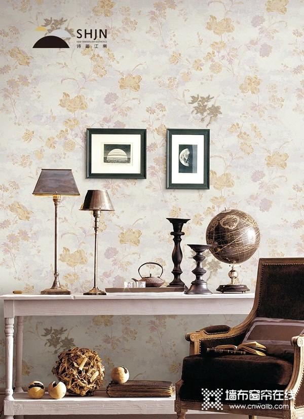 诗画江南墙布:干燥的秋季 墙布应该注意哪些事?