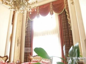 别墅挑高窗帘定做需要注意哪些细节问题? (4096播放)