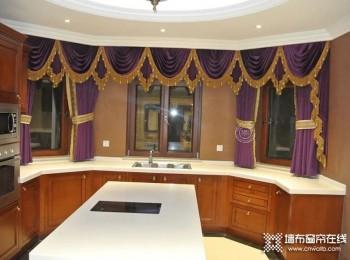 高颜值+高实用的厨房窗帘,看完立马想换窗帘!