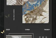 可罗雅独幅新品系列一,打造具有古韵意境的家居空间