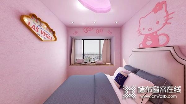 兰芝软装:78m²的美式家居定制化