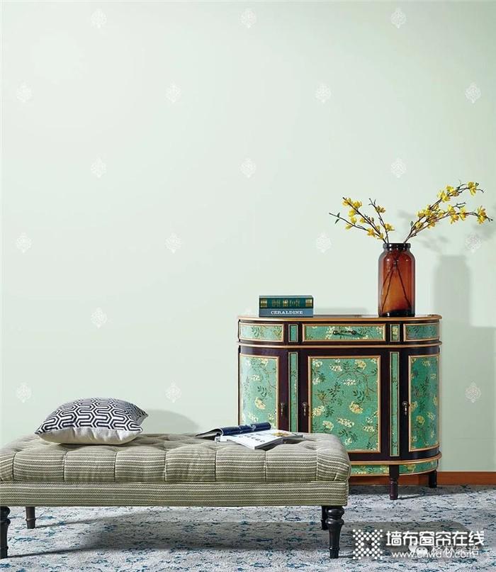 好看又环保的格林馨语墙布,选它装修真是太赞了!