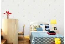 儿童房装修,就选环保美观的格林馨语墙布 (6402播放)