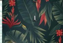 雅诗澜自然系墙布,与你来场热带雨林之旅