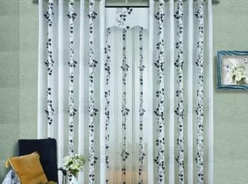 田园窗帘可以跟哪些风格软装搭配