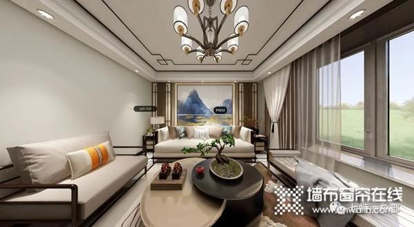 七特丽:为何新中式风格的墙布如此受欢迎?