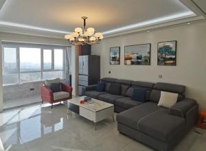 领绣墙布菁华现代风实景案列,带来别样的家居生活新体验!