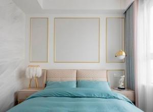 伊卡洛斯窗帘纯净优雅的小美风格效果图