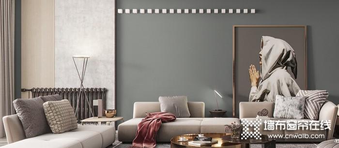 绣工坊软装客餐厅背景墙效果图,沙发背景墙装修图