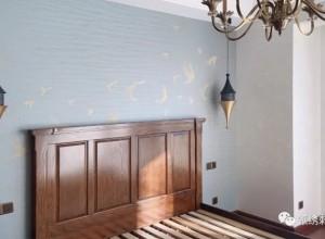 领绣墙布中式实景案例,让空间呈现典雅舒适的东方情调