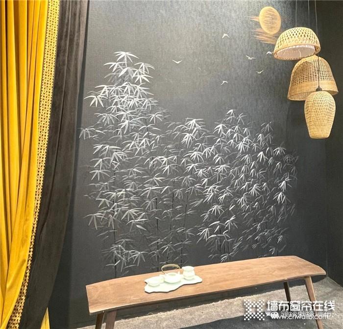 领绣国际墙纸墙布窗帘展完美收官