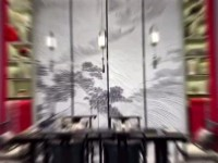 欣邦带你逛北展:雕刻空间做有颜有聊极具性价比的窗帘