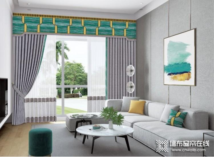 如何选择布艺窗帘的颜色呢