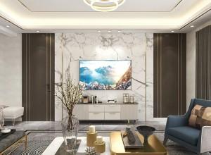 天衣无缝墙布新品系列效果图,三代同堂,还原理想中的家