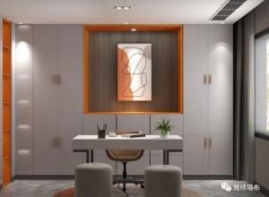 雅绣墙布新品效果图,现代轻奢风格设计案例