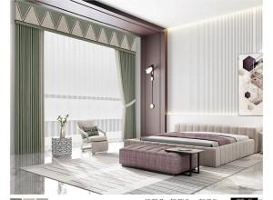 澳特丝维莎成品窗帘7013系列产品效果图