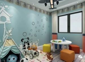 雅绣之家墙布儿童房效果图,最贴心的礼物来自最爱你的人