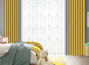 帘创优家儿童房装修图,纵享静谧童年时光