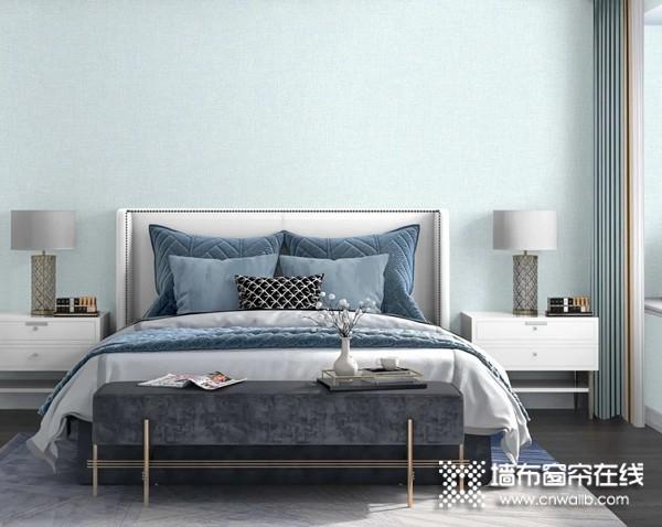 米兰壁纸·墙布·窗帘|关于卧室配色,请收下这套走心干货