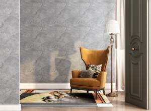 米素墙布巴尔曼系列产品效果图