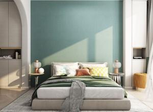 米素墙布本色系列产品效果图
