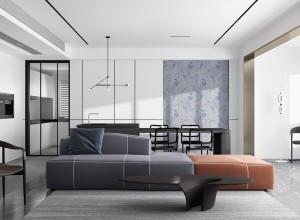 米素墙布璀璨系列产品效果图