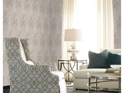 逸绣墙布带你畅享梦寐以求的欧式风情