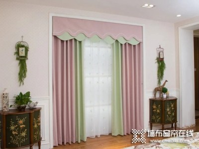 兰芝窗帘:客厅该如何选择窗帘?