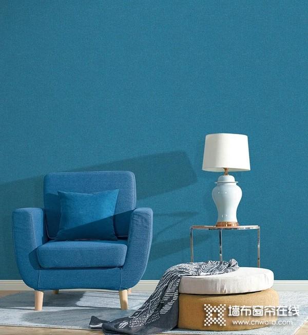 普悦缇墙布:人体对不同墙布颜色的效果