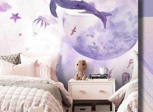 摩登野兽软装秋季新品,4款儿童房装修效果图