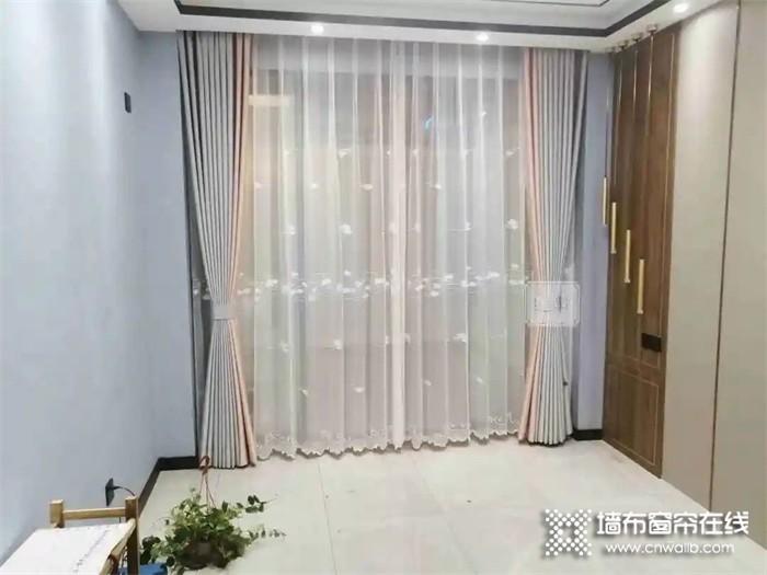 新房装修,为什么要选一套好窗帘?如鱼得水溢彩窗帘来告诉你~