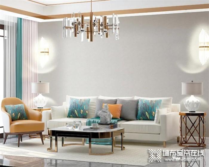 蝶绣软装:墙布,装修中最值得花钱的环节!