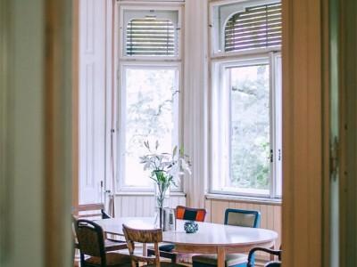 曼秀无缝墙布:秋意渐浓,创享美好家居生活