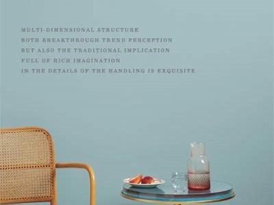 雅诗澜墙布窗帘:现代诗意生活,高级有品味的质感空间~